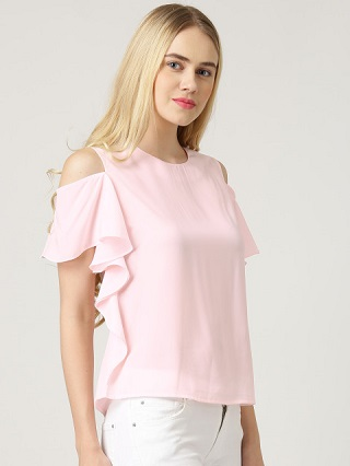 11 pastel tops that suit dusky skin