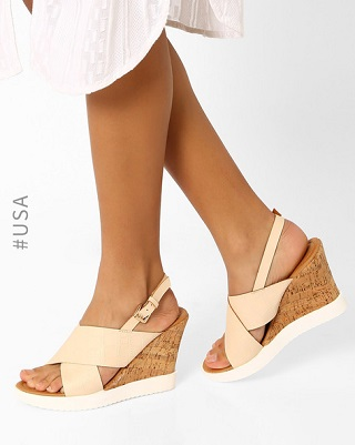 12 comfortable wedge heels