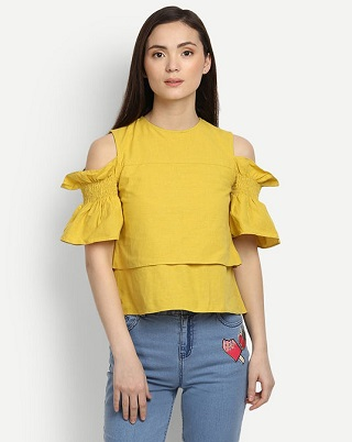 12 pastel tops that suit dusky skin