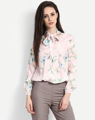 3 pastel tops that suit dusky skin