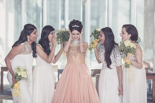 4 bride and bestie pictures