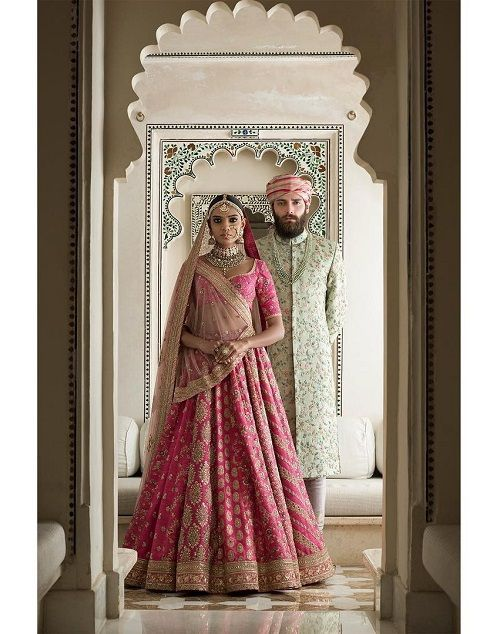 4 wedding lehenga for your personality