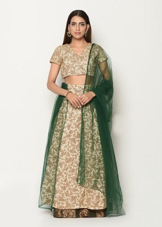 87c844c01fc Bestie s Shaadi  15 Stunning Outfits To Flatter The Curvy Girl!