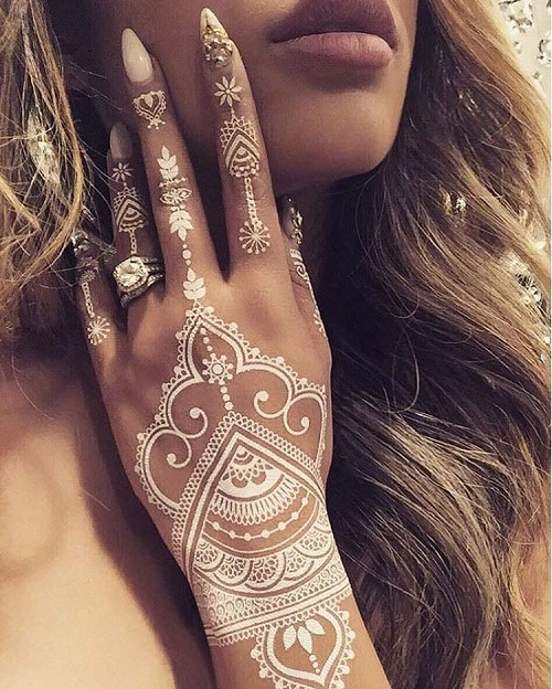7 bridal mehendi designs