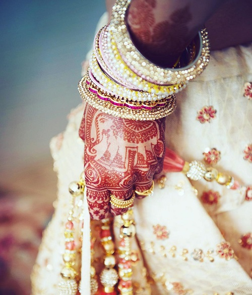 8 bridal mehendi designs