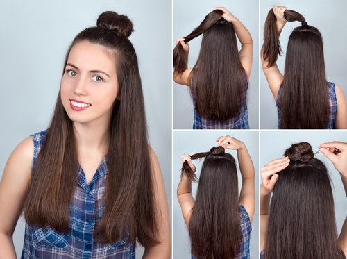 8 hairstyles for college girls