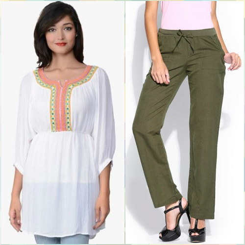 8 style a kurti not just with jeans