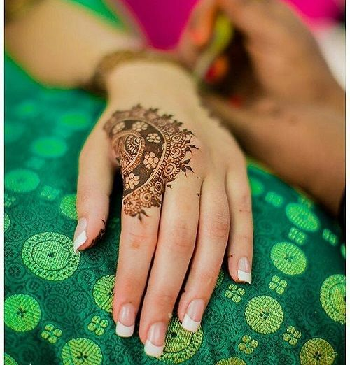 9 bridal mehendi designs