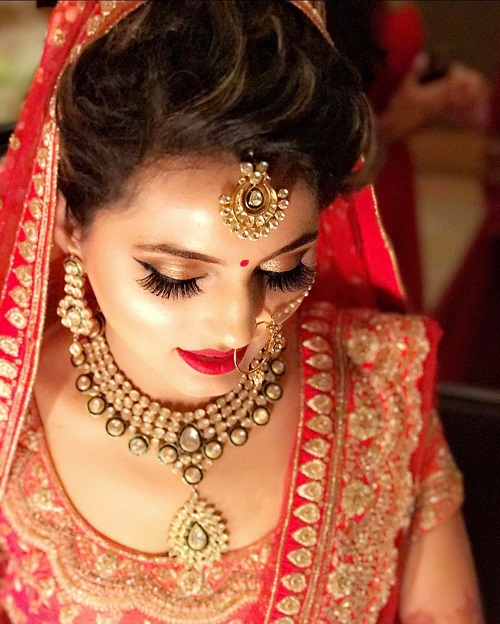 9 makeup artists in Delhi