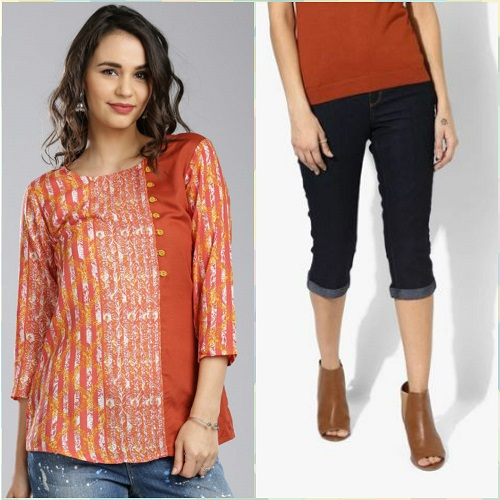 9 style a kurti not just with jeans