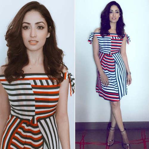 9 ways to wear kajal - yami gautam