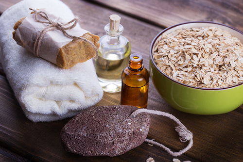 Internal natural homemade shampoo