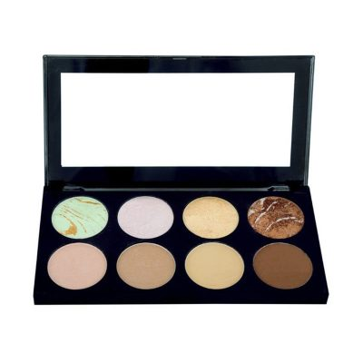 Miss-claire-Ultra-Glow-Contour-Highlighter-Makeup-Palette