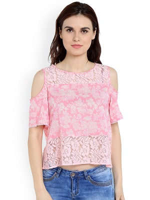 sheer-madness-Indo-western-crop-top