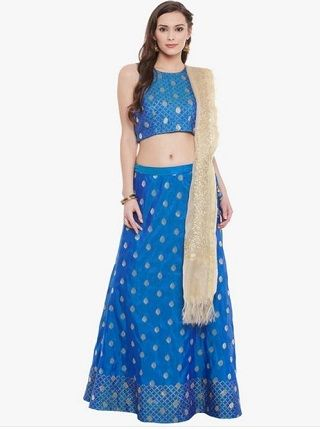 1 colourful and affordable lehengas