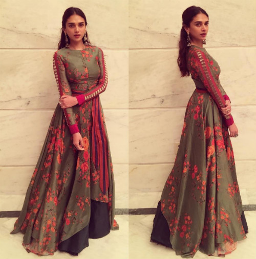 10 hairstyle ideas - Aditi Rao Hydari