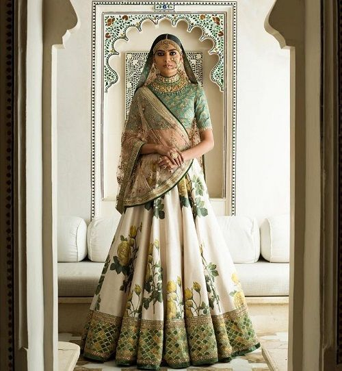 10 pick the right lehenga