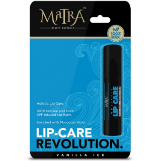 10 skincare products - Matra Natural Lip Balm