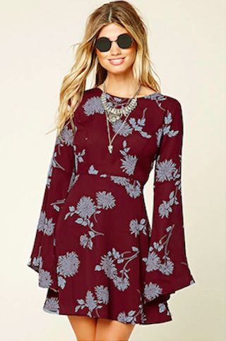 10. dresses with sleeves