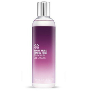 11 body washes - the body shop white musk
