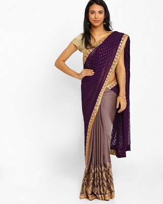 12 sarees for the wedding guest