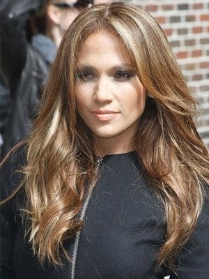 13-haircut-for-women-jennifer-lopez-all-around-layers