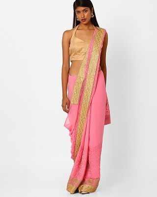 13 sarees for the wedding guest