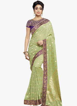 14 sarees for the new bride