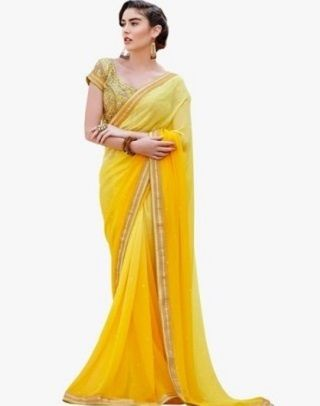 14 sarees for the wedding guest
