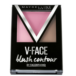 15 makeup products - maybelline blush contour