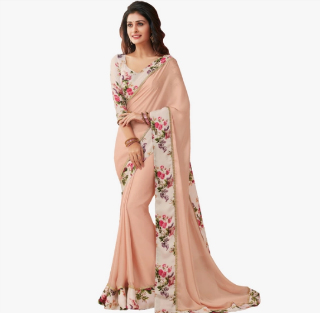 15 sarees for the new bride