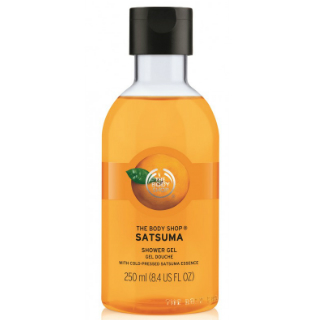 4 body washes - the body shop