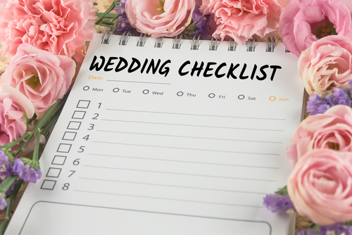 4 wedding planning tips