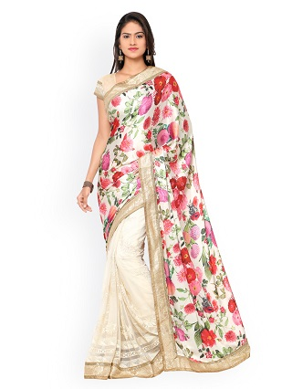 7 sarees for the wedding guest