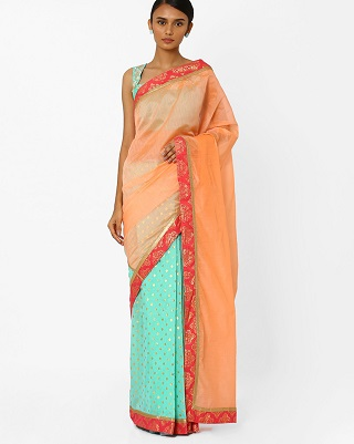 8 sarees for the wedding guest