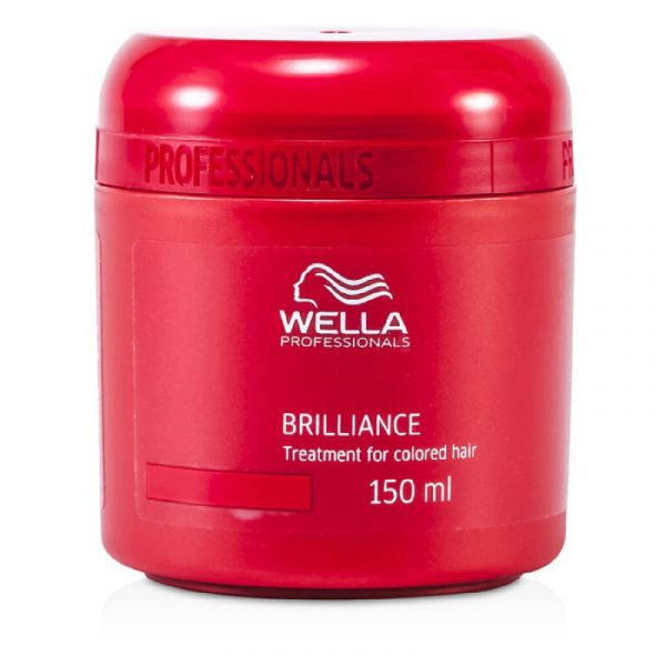 9 hair masks - Wella Professionals Brilliance Treatment For Colored Hair