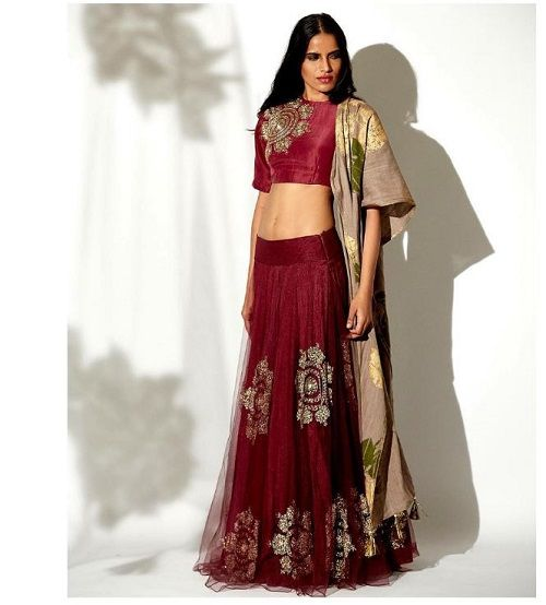 9 pick the right lehenga