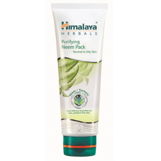 9 skincare products for the new bride - himalaya neem pack