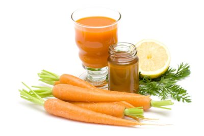 9. Golden Honey Drops & Carrot Juice For The Win homemade face pack face mask (1)