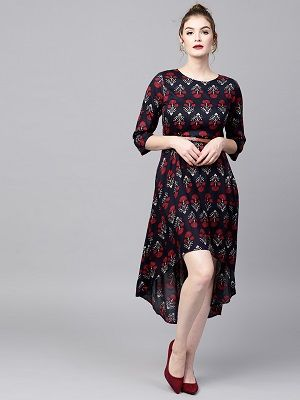 High-low-dresses-with-sleeves