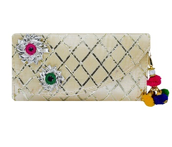 Multi-Utility-Pouch-with-Pom-Pom-Ladies-Purse-Gift-For-Women