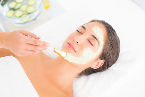 6 bridal beauty countdown - soothing facial