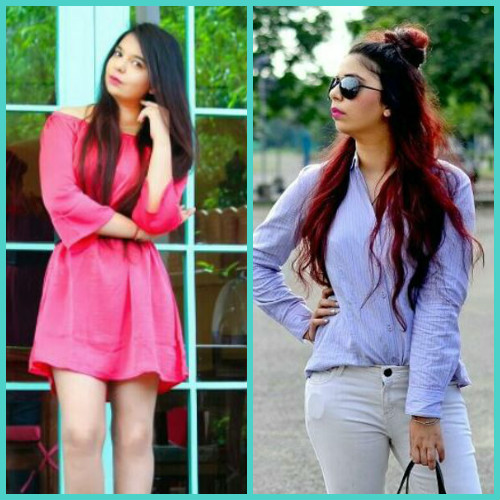 5 hair makeovers - himanshi sharma