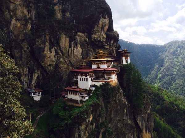 12. trip to bhutan - tiger's nest