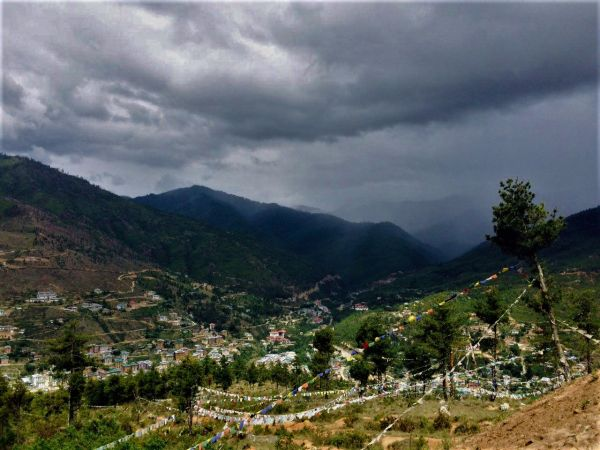2. trip to bhutan - thimphu city