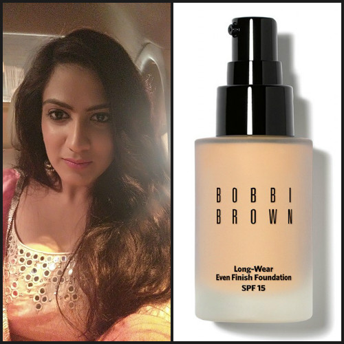 3 best foundations - Bobbi Brown Long Wear Even Finish Foundation