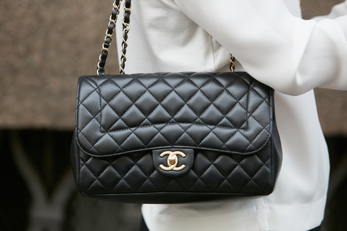 3.designer handbags - Chanel 2.55