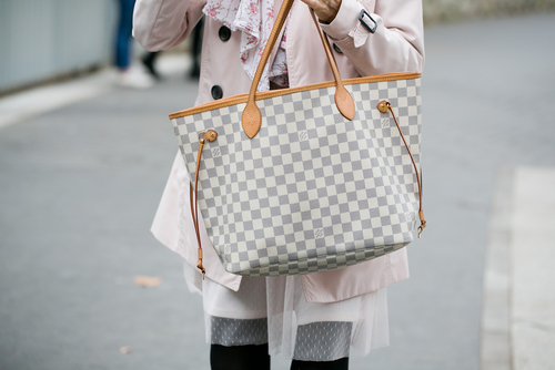 4- designer handbags- Louis Vuitton Neverfull