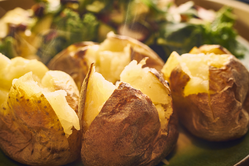 7 foods that are actually healthy potatoes