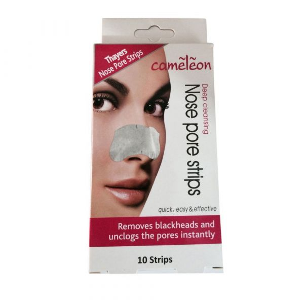14 getting rid of whiteheads - cameleon nose strips